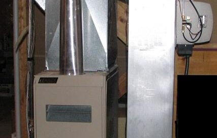 gas furnace picture