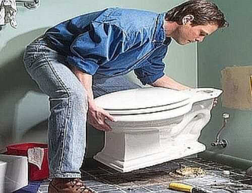 Mike's Post Holiday Tips: What's Wrong with My Toilet?