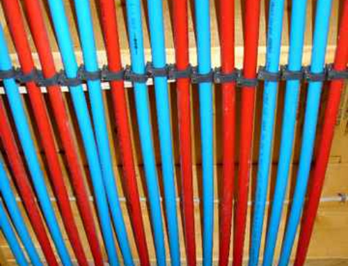 PEX and the Home Inspection