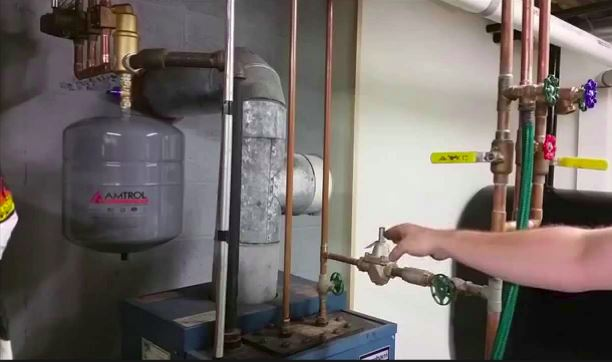 Heating System Startup
