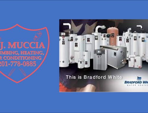 Muccia Plumbing Explains Water Heater Replacement