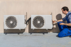 Muccia-HVAC-Doing-Heating,-Ventilation,-And-Air-Conditioning-Inspection Image